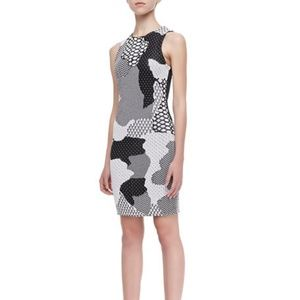 Opening Ceremony Printed Dress